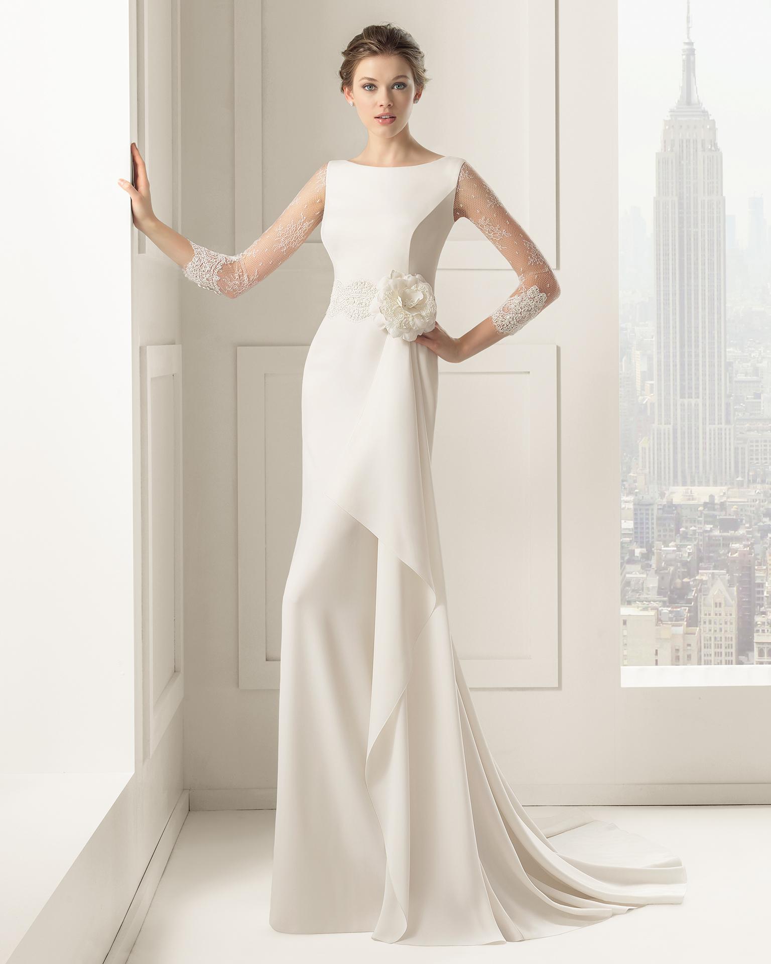 La robe de mariée, épisode 2