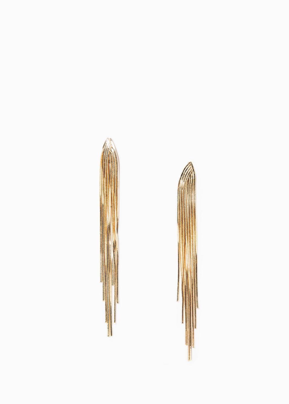 Accessoire Mariage Juif | Boucles d'oreilles Mango