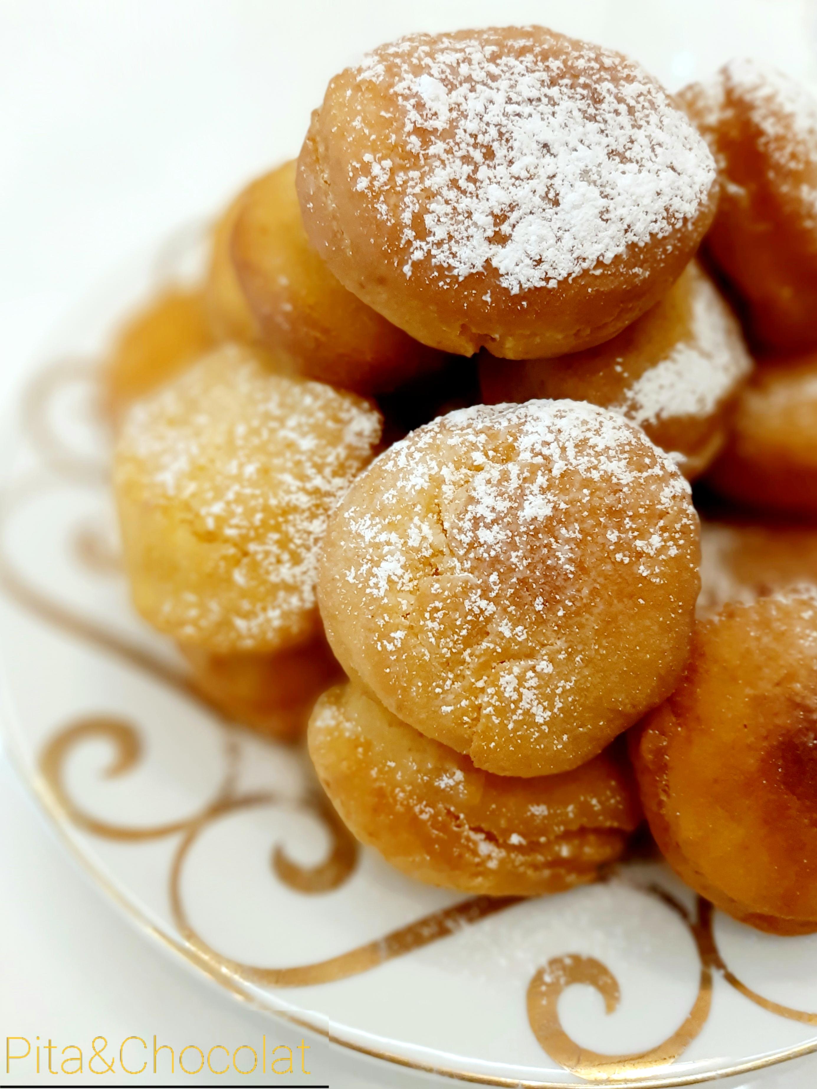 Beignets de patates douces (sucrés)