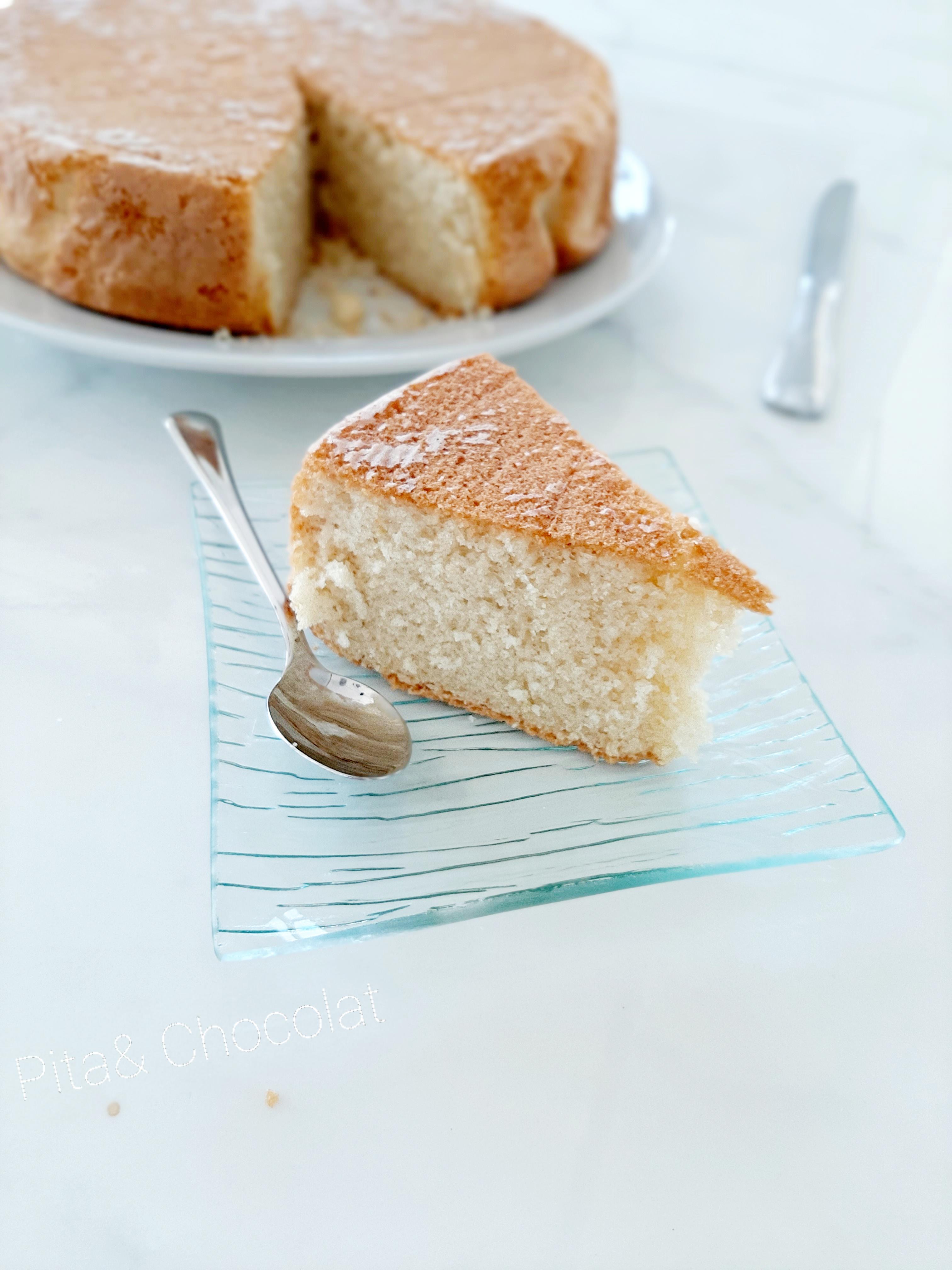 Bouscoutou - gâteau léger