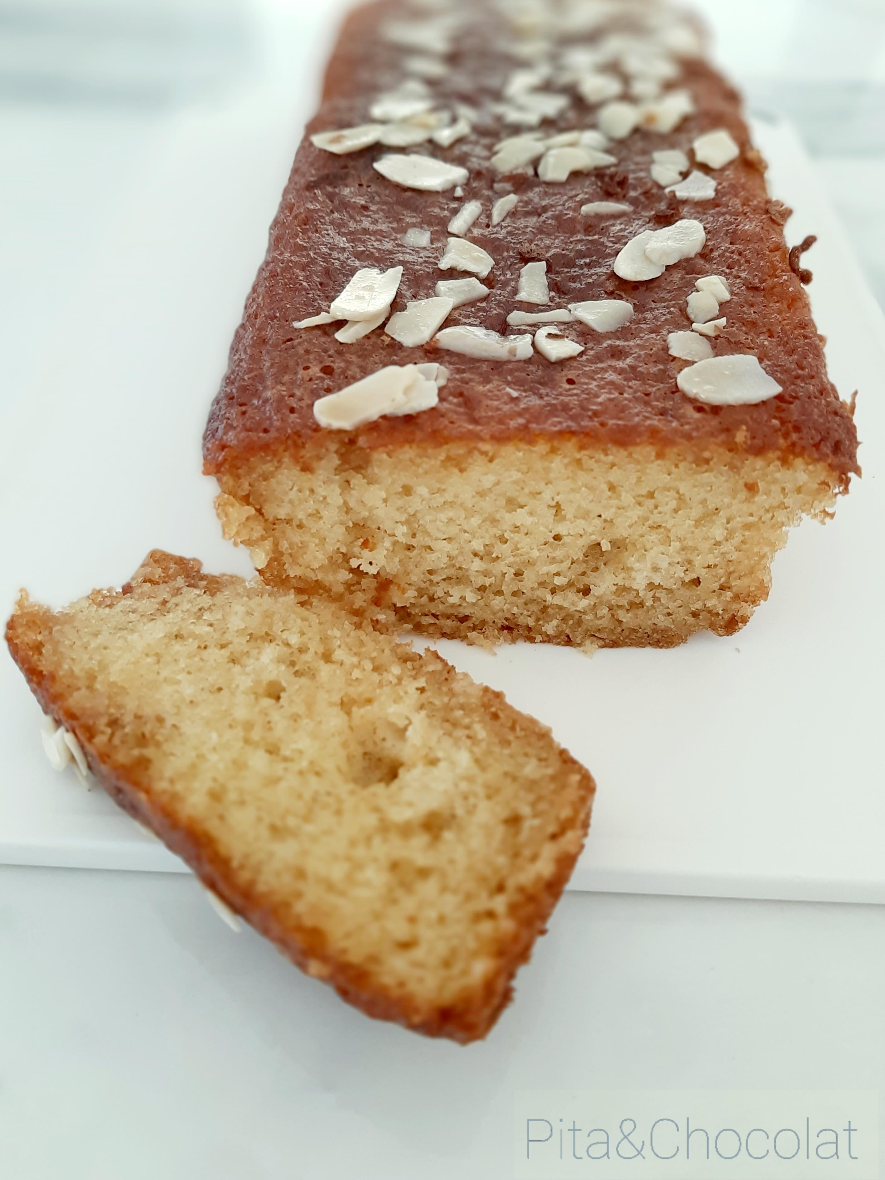 Gâteau moelleux au sirop d'érable