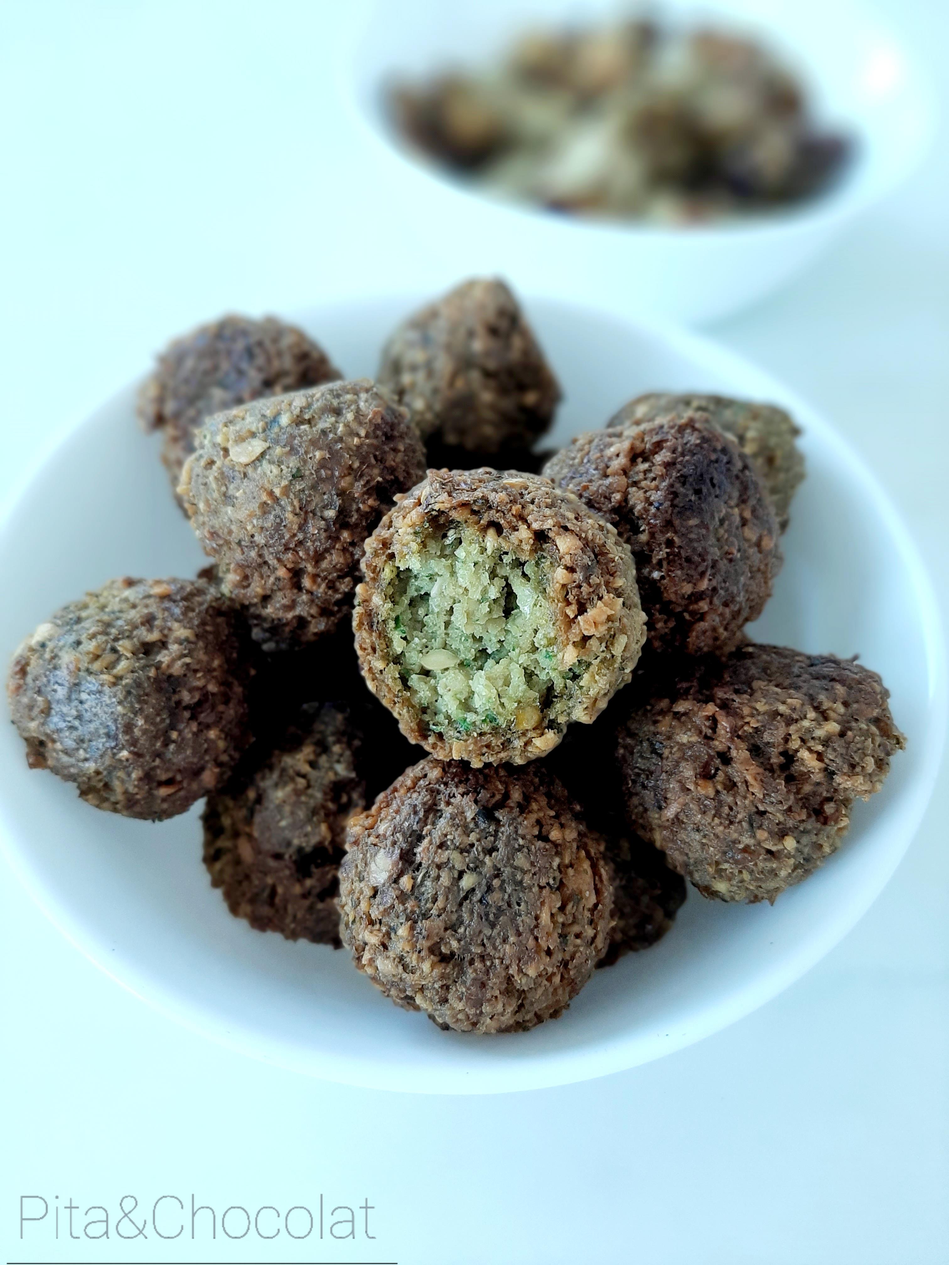 Falafel - Boulettes de pois chiche