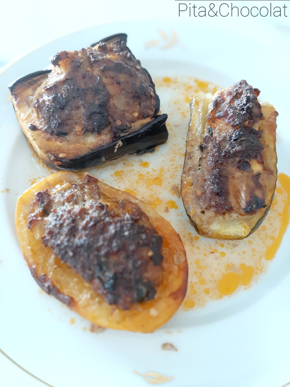Mhamar - Légumes farcis tunisiens