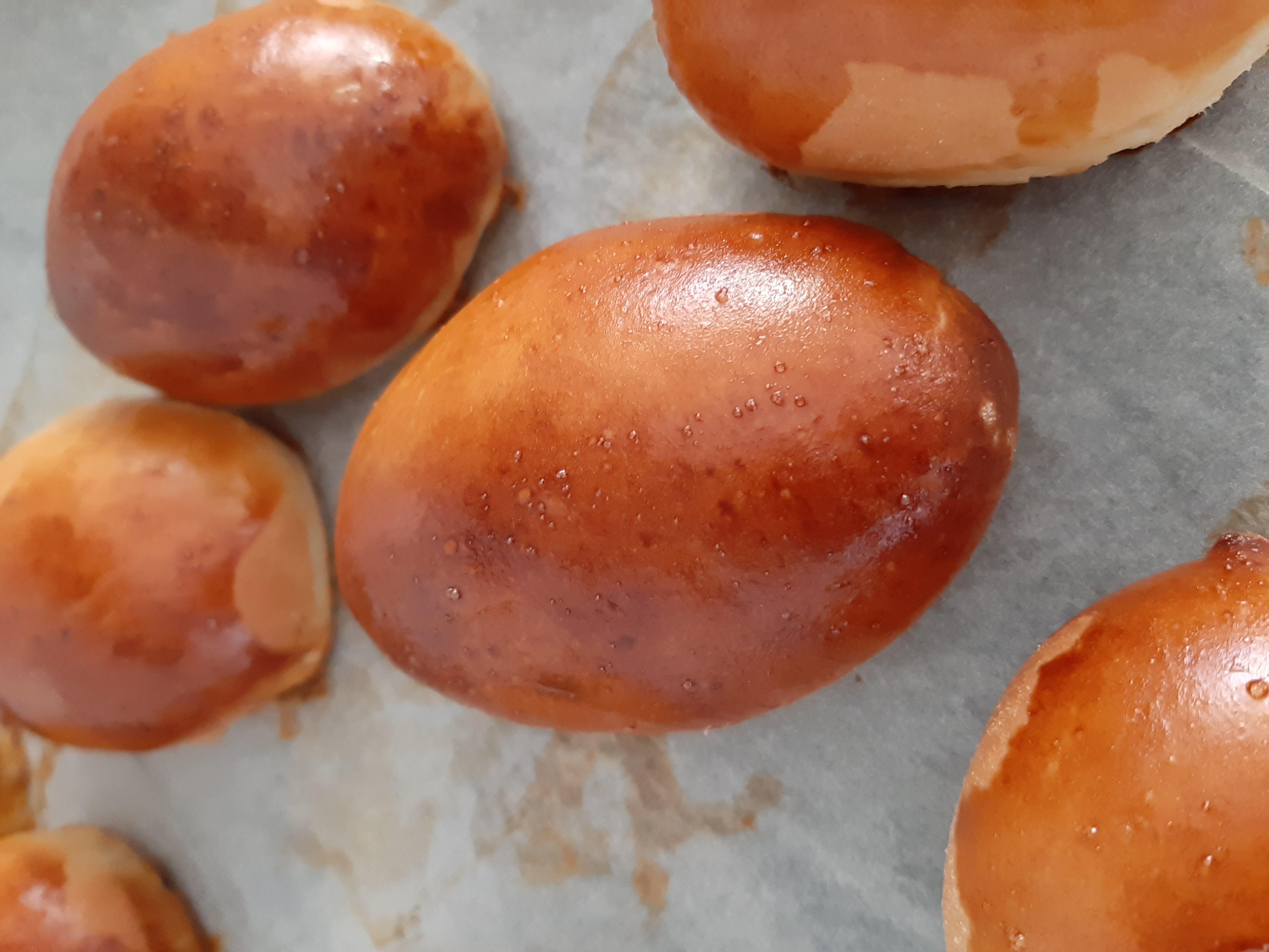 Pains navettes - petits pains moelleux