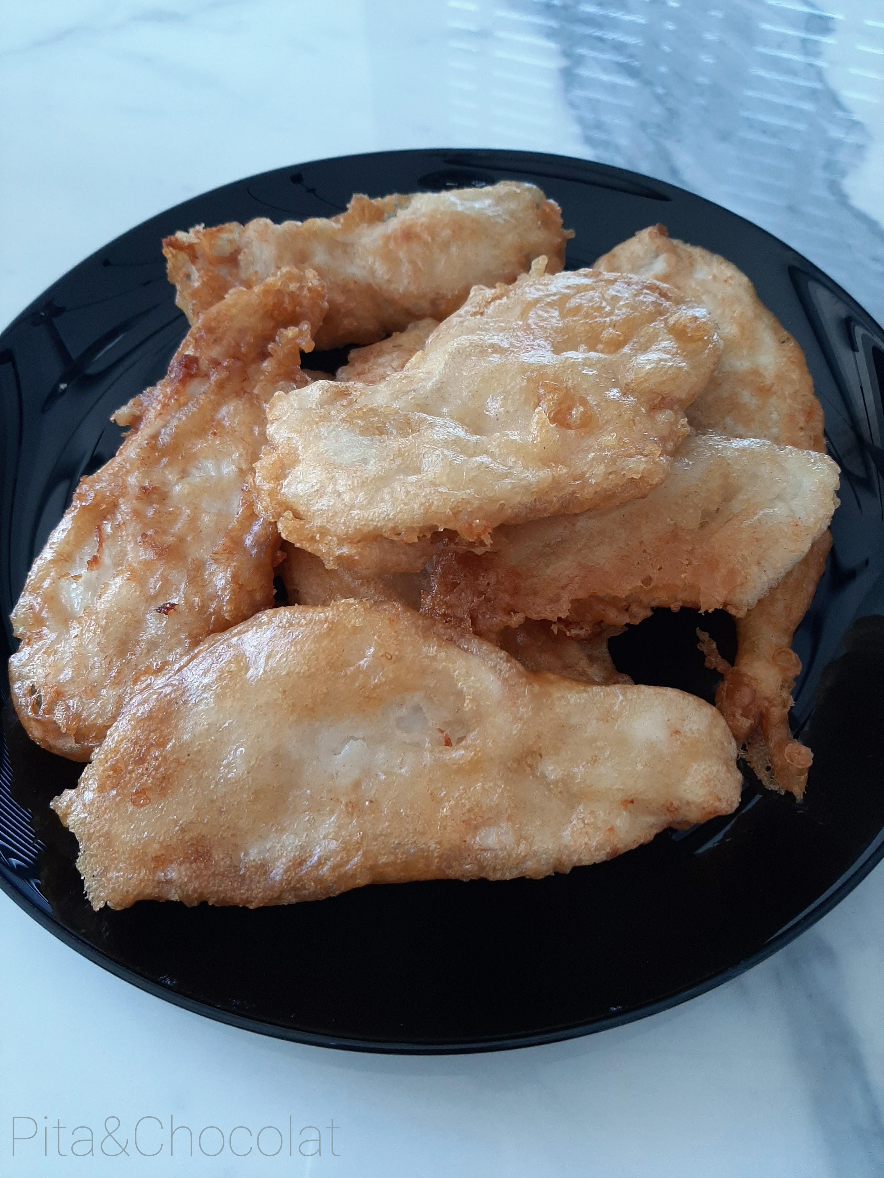 Poulet en tempura
