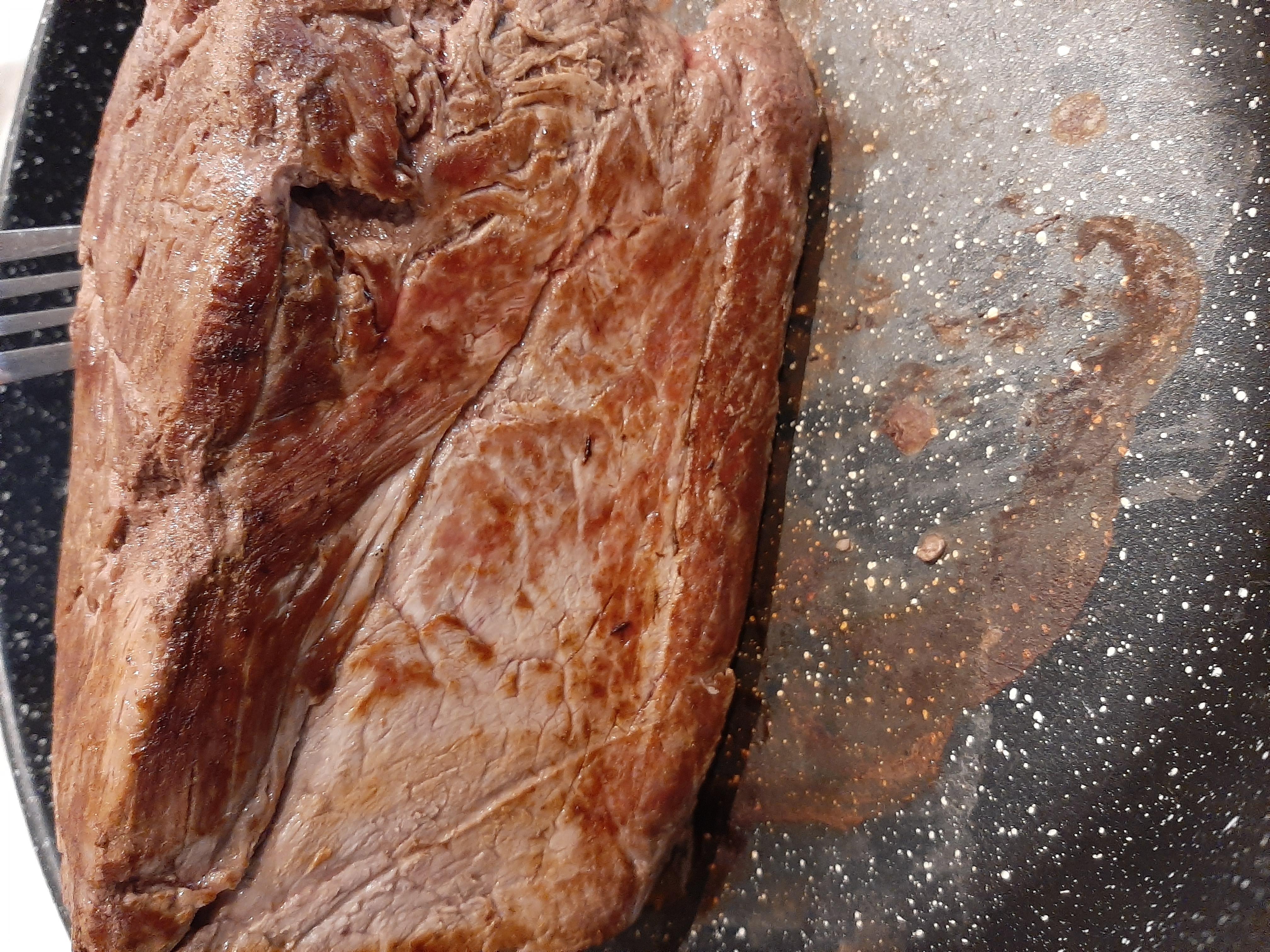 Tataki bœuf