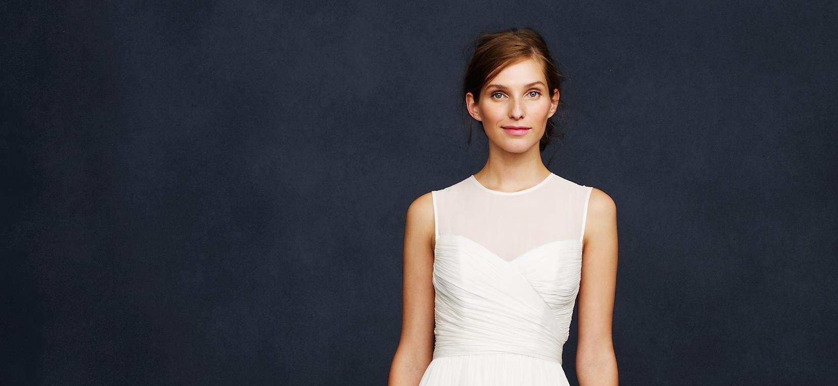 La robe du mariage civil