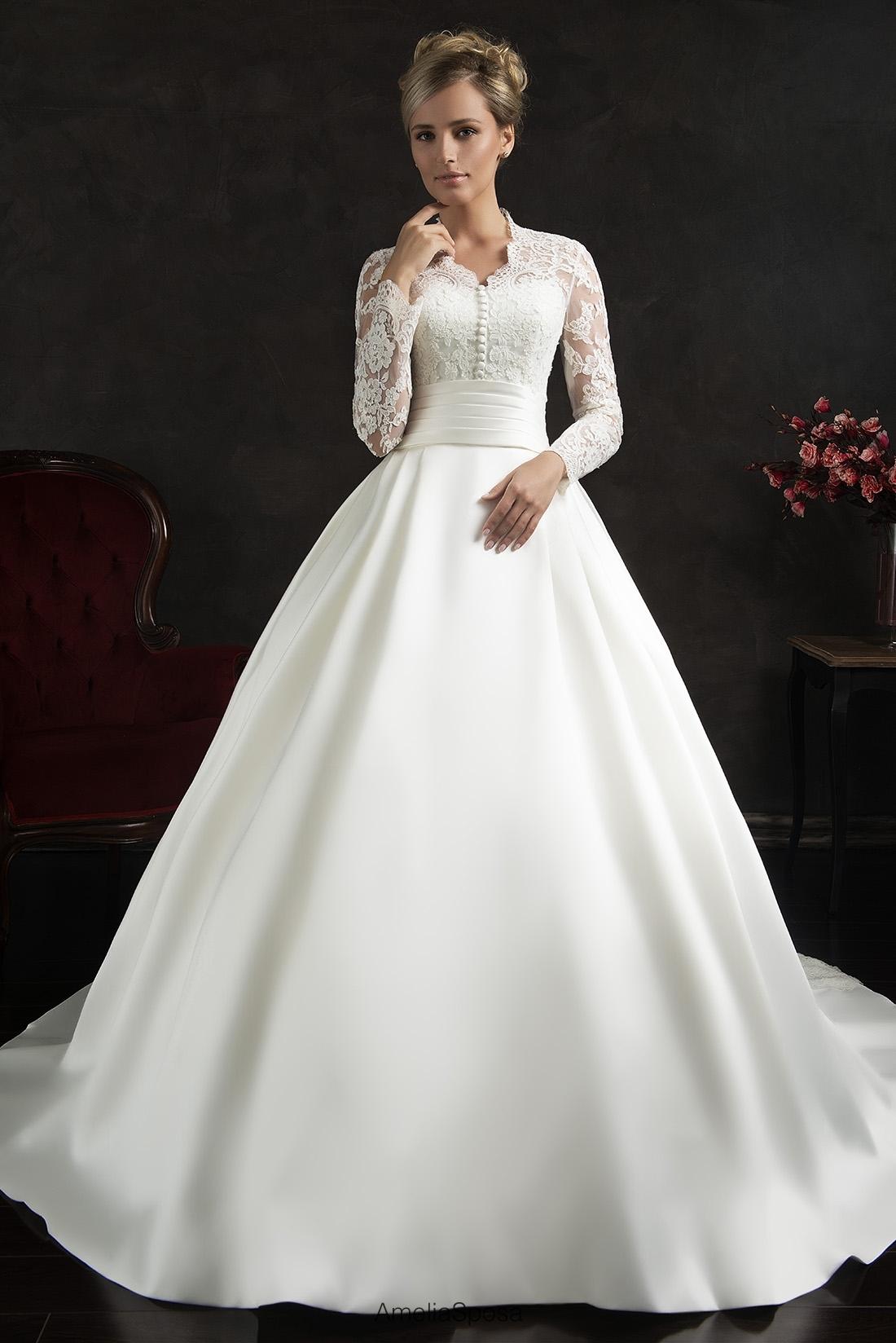 Robe de mariée en italie