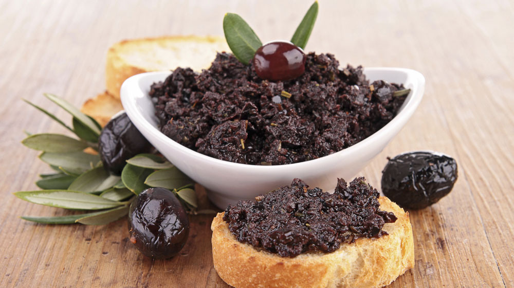 Tapenade olives | tou bichvat